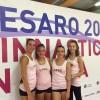 Ginnaste del CFDG: ottimi risultati a Pesaro